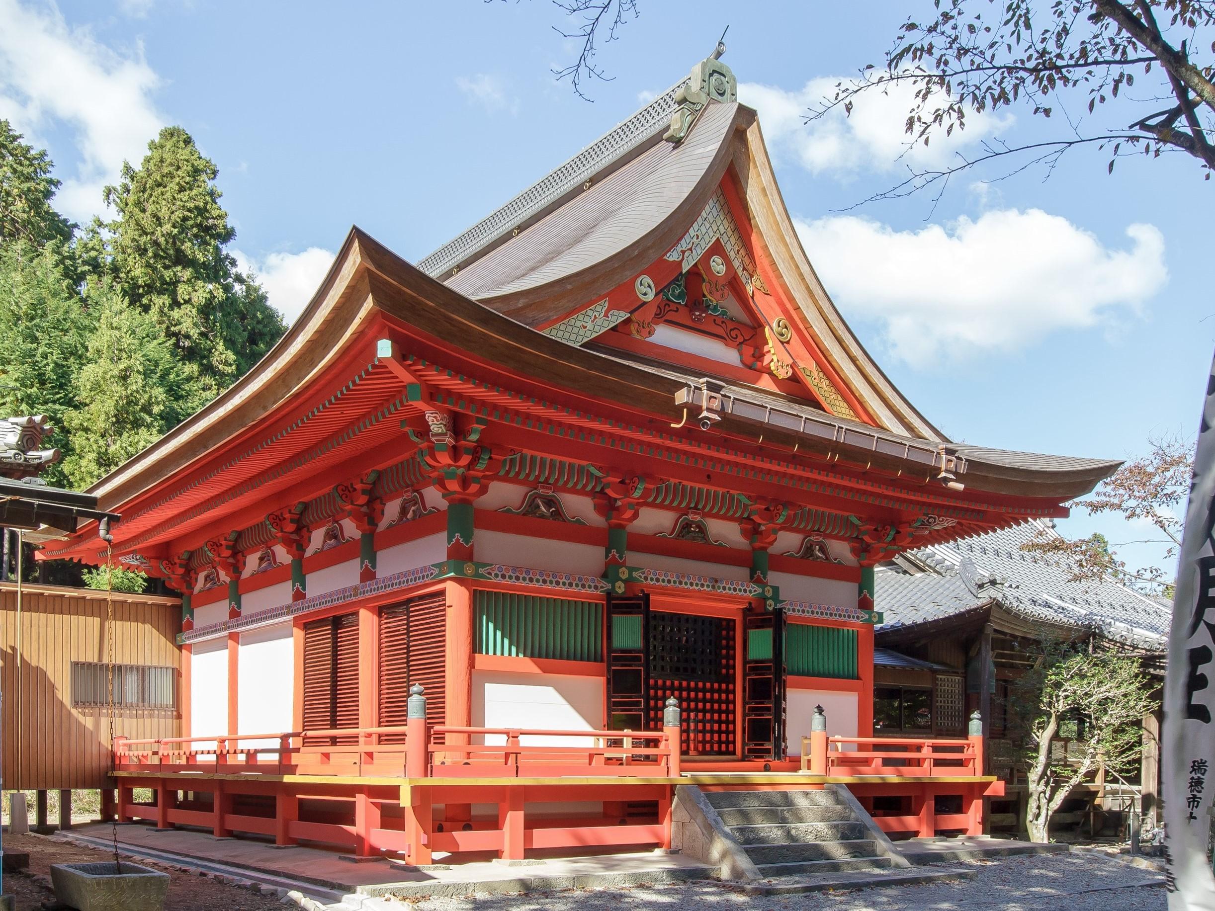 岐阜県重要文化財真禅院様 本地堂保存修理工事